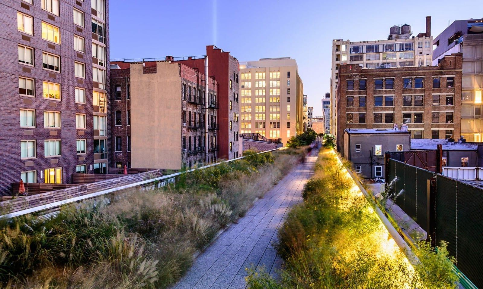 Enviar para seu plano de viagem no MyNY Página Inicial › Parques › High  Line Park 553c4e70591ca