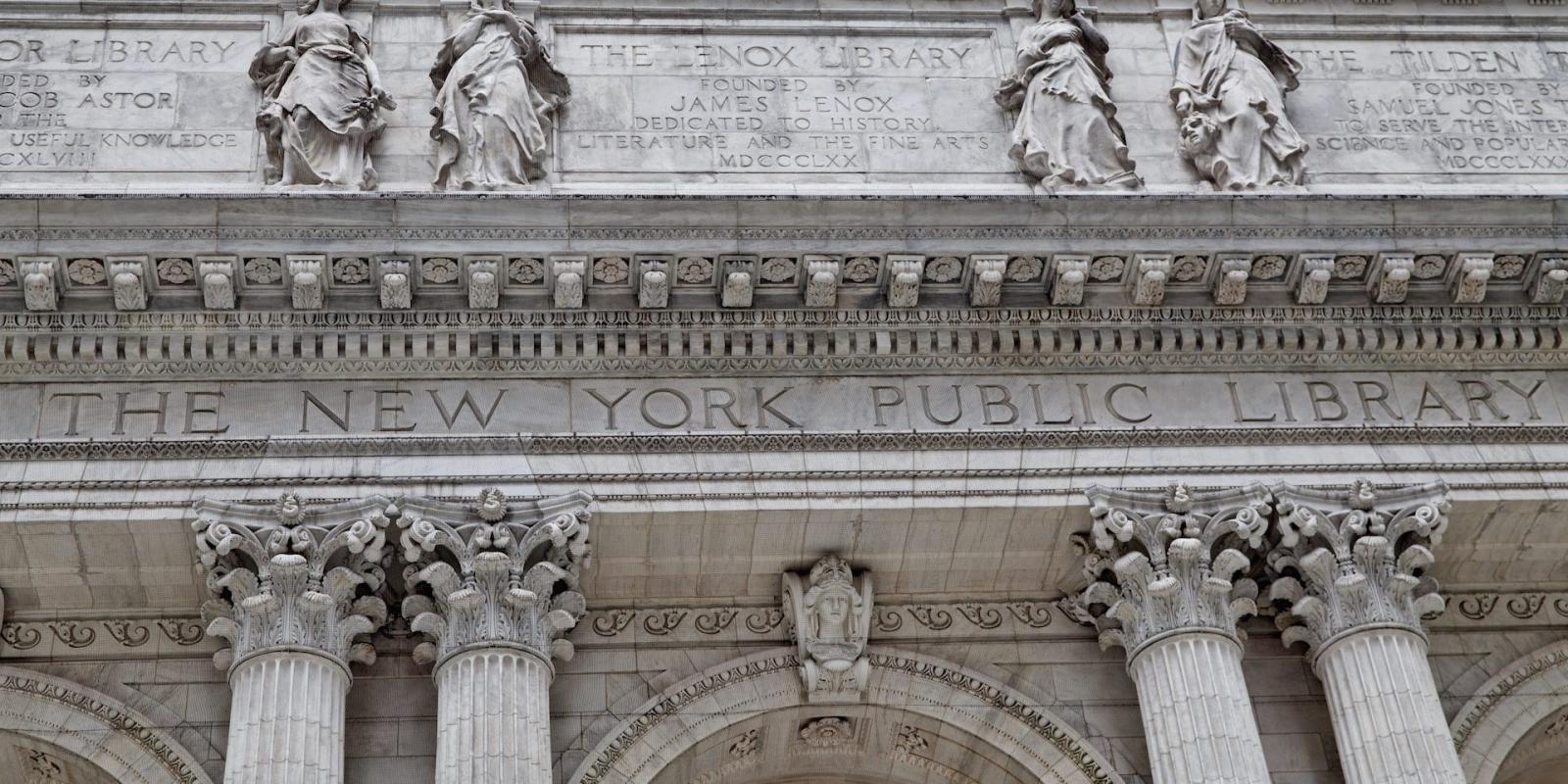 Enviar para seu plano de viagem no MyNY Página Inicial › Prédios › A  Biblioteca Pública de Nova York (New York Public Library) fc468caee37