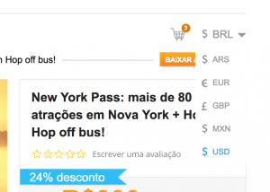 New York Pass como usar