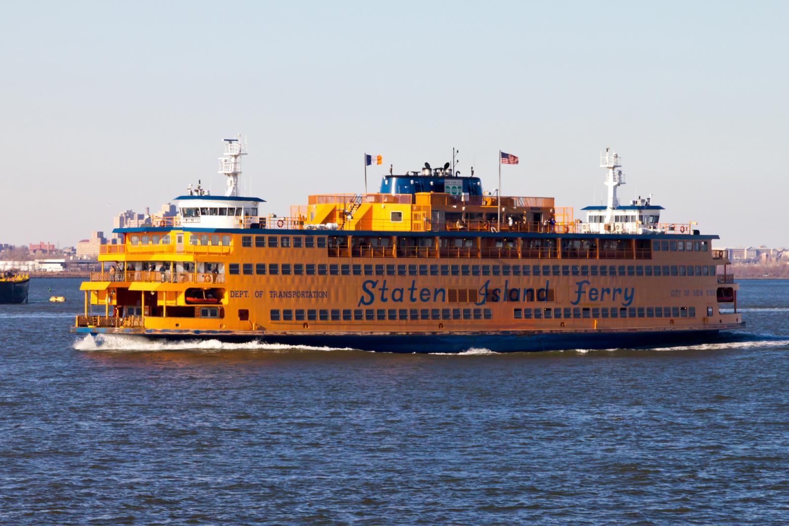 o que fazer em nova york ferry