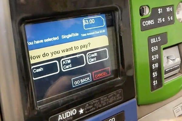 Metro em Nova York - MetroCard NC