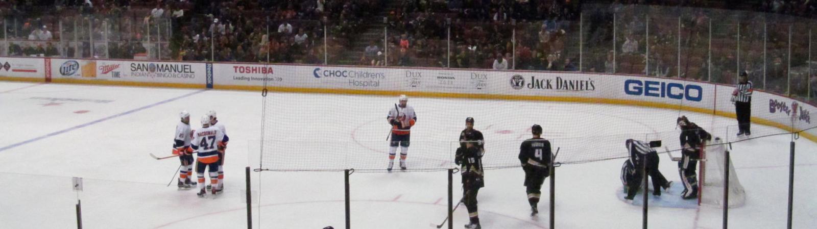 Enviar para seu plano de viagem no MyNY Página Inicial › Eventos esportivos  › New York Islanders   Hóquei no gelo 7eae0337614