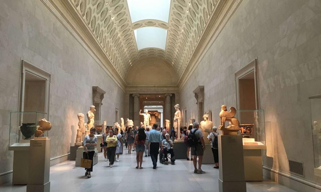 Metropolitan Museum - LNY / Sabrina