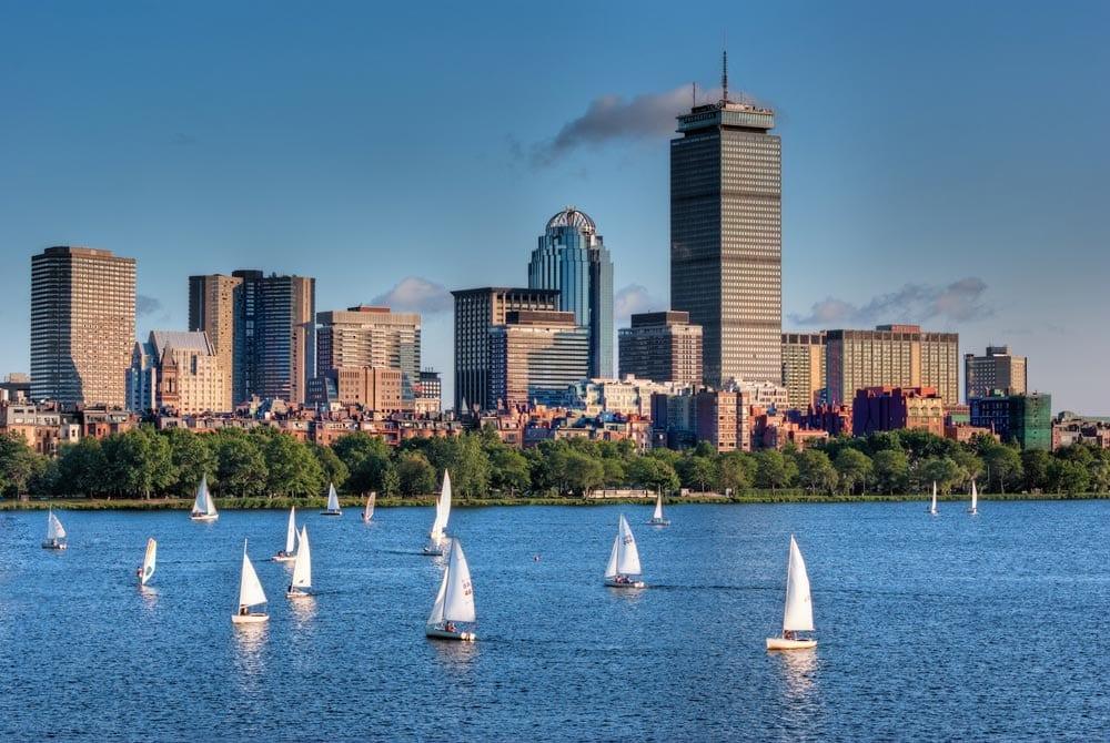 Cidades próximas a Nova York para conhecer boston ny