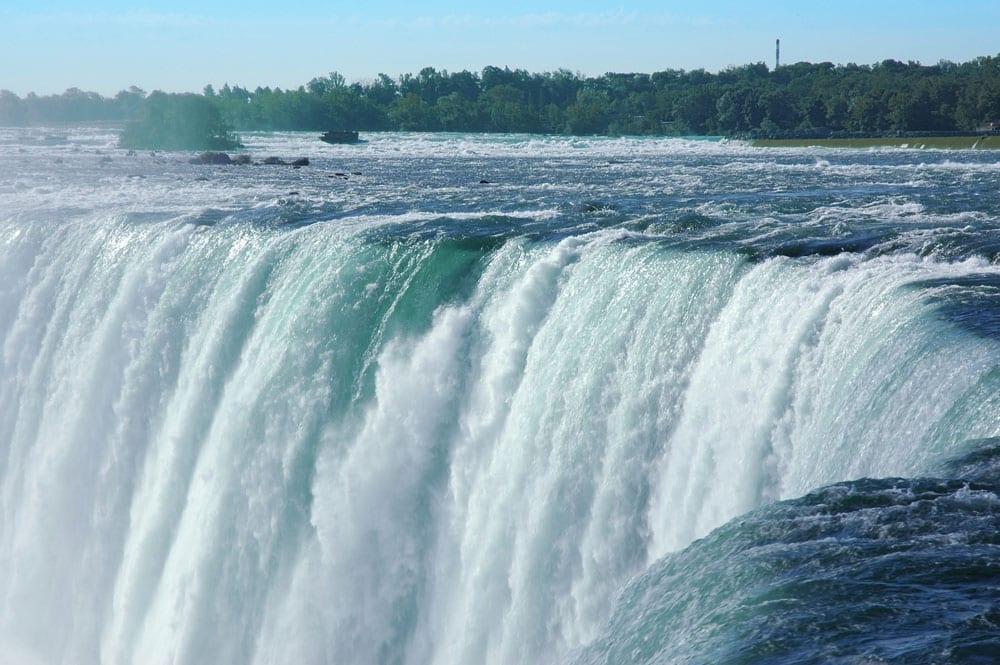 Cidades próximas a Nova York para conhecer niagara falls