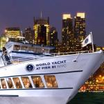 World Yacht Dinner Cruise