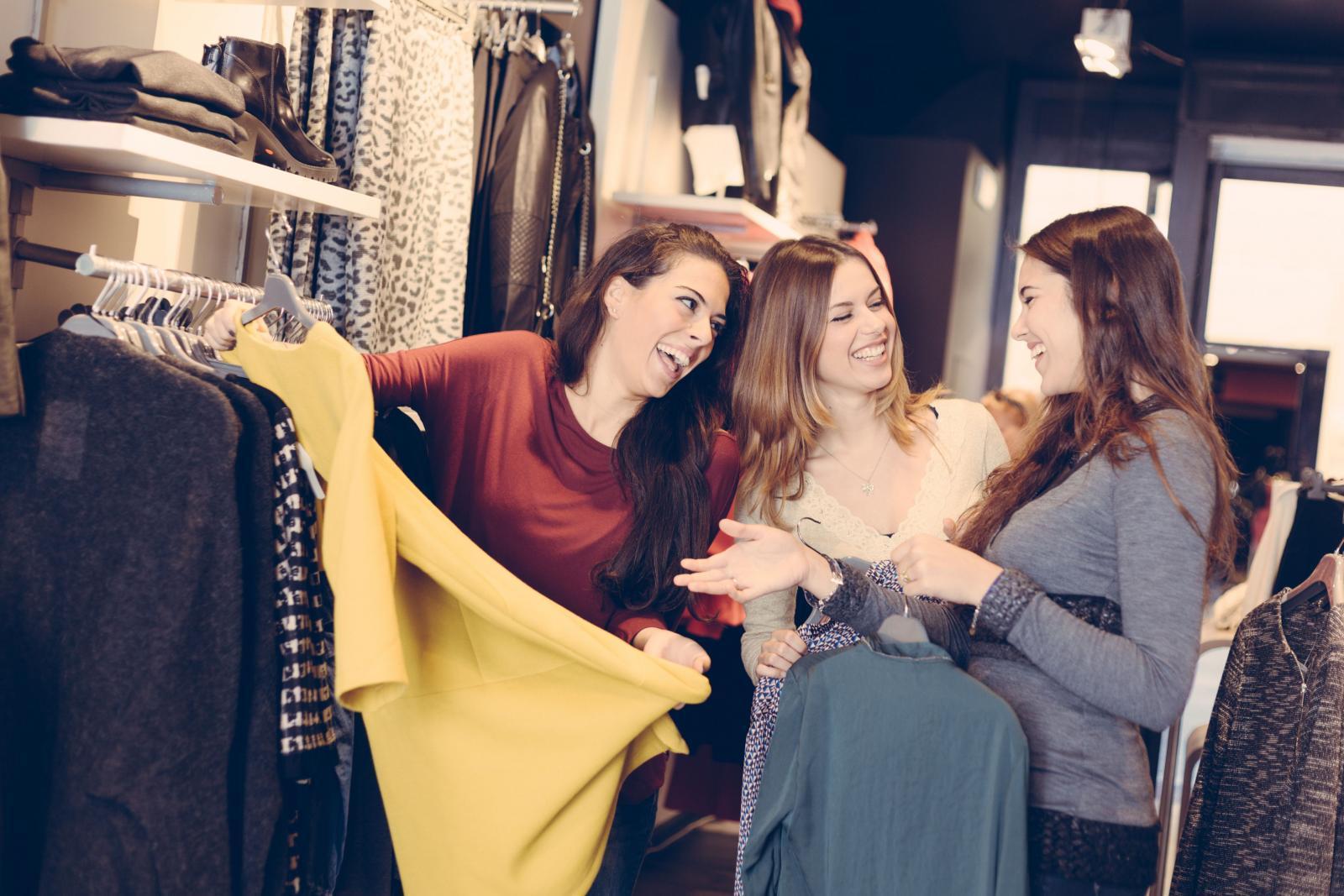compras de Nova York Shopping em nova York