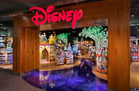 Loja da Disney em Nova York