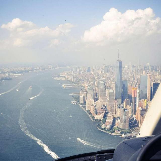 Nova York vista de cima com Coney Island Tour