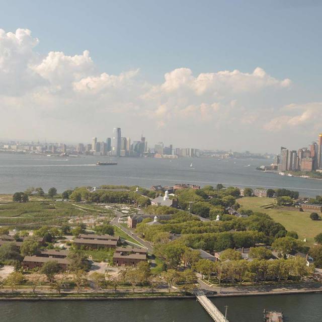 Helicóptero em NYC: Sobrevoe por Manhattan, Brooklyn e Staten Island