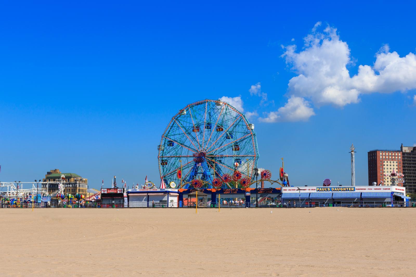 83e8bb7cb7 Praias de Nova York - Curta sol
