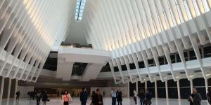 Lower Manhattan Oculus in New York
