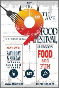 festival de comida em nova york