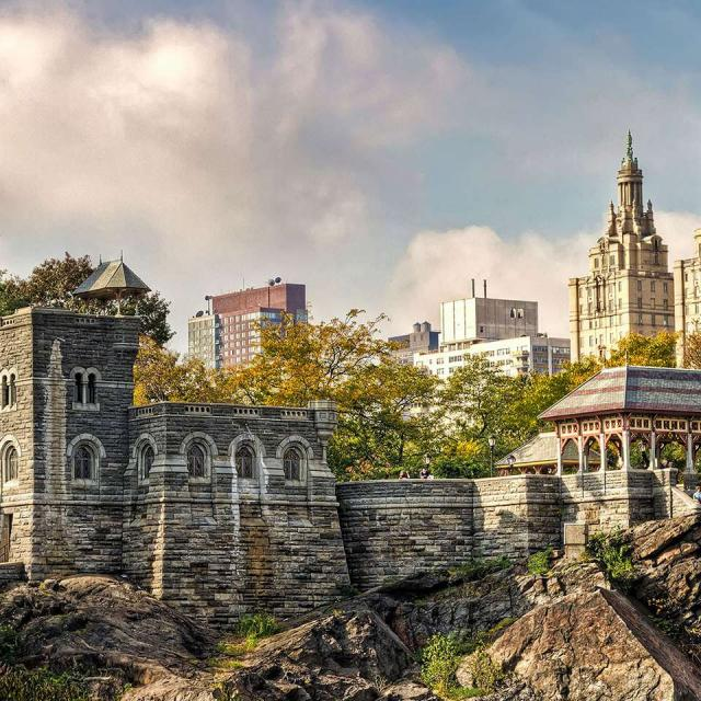 Belvedere Castle no Central Park
