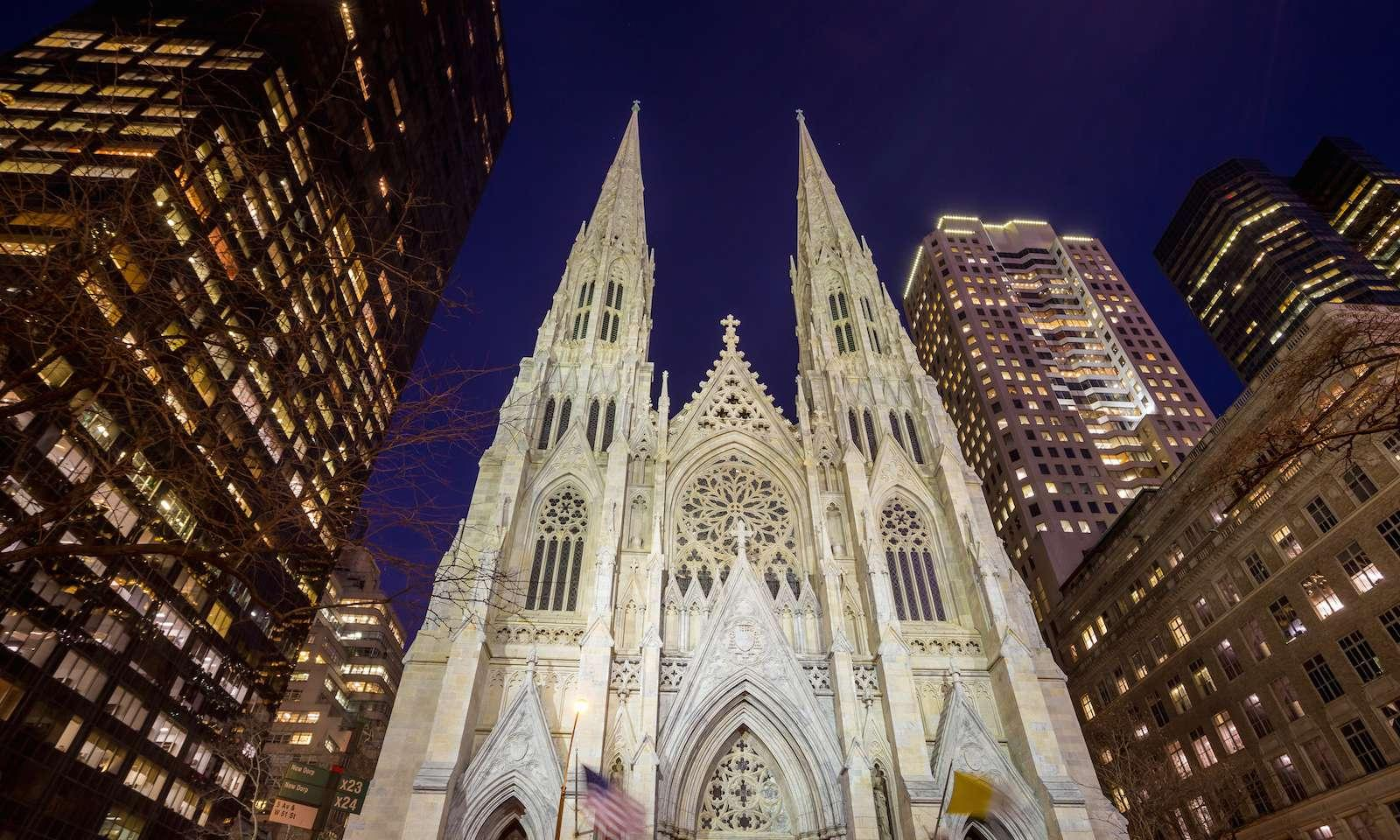 St.Patricks Cathedral NYC