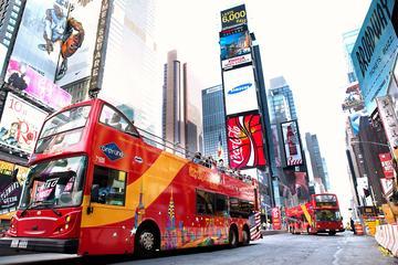 Hop on Hop off New York de graça