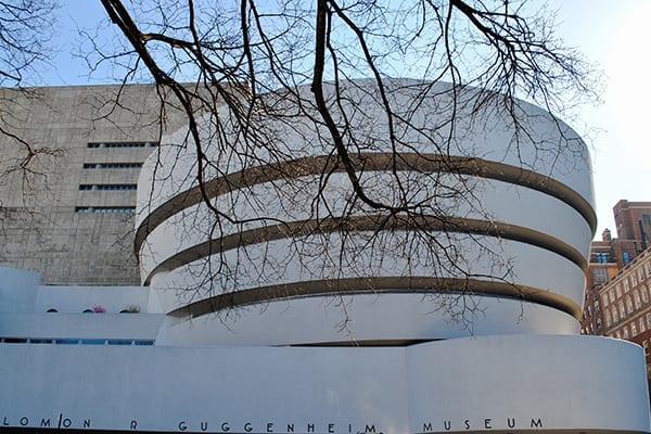 NY City Pass Museum Guggenheim