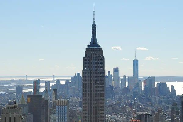 NY City Pass Empire State Building