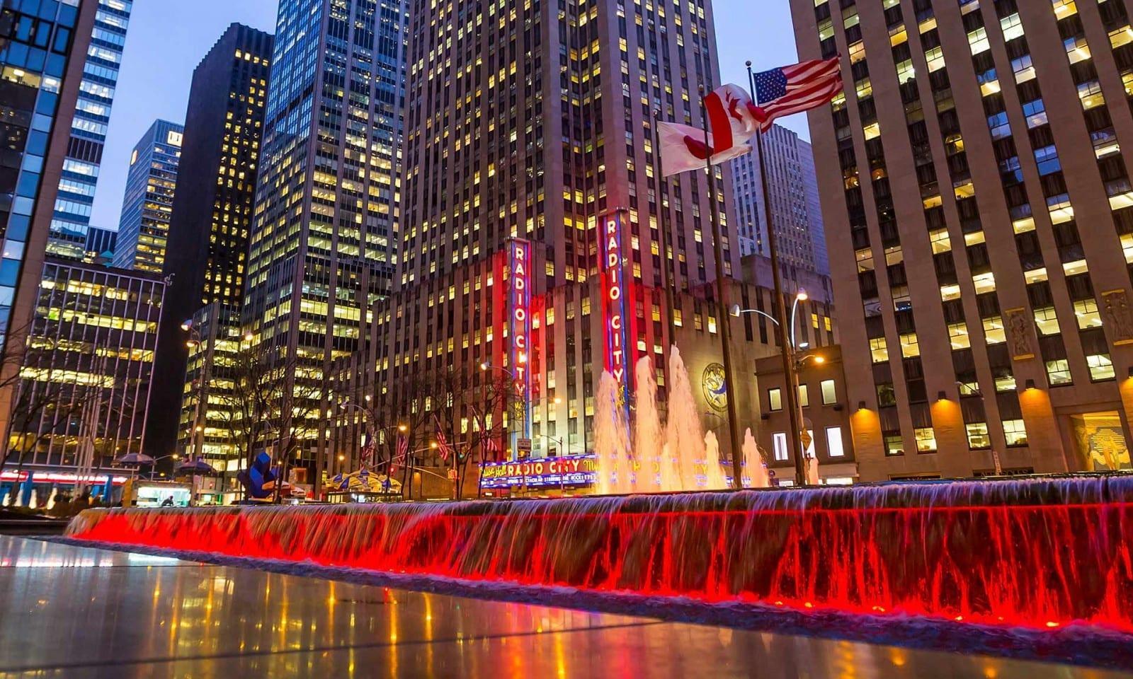 Enviar para seu plano de viagem no MyNY Página Inicial › Eventos › Radio  City Music Hall NY c26a254066b