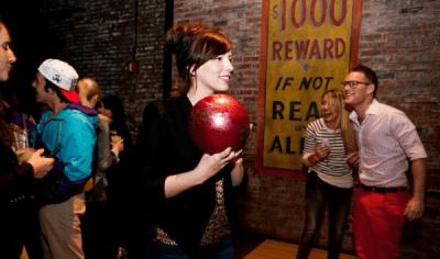Foto: Brooklyn Bowl O que fazer no Brooklyn