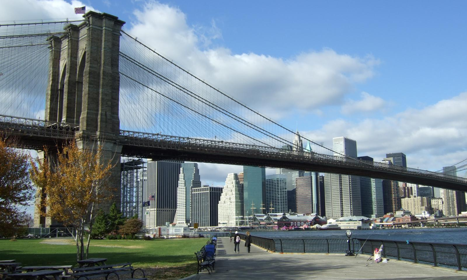 Brooklyn Bridge Park Foto: Rudy Norff / Flickr CC