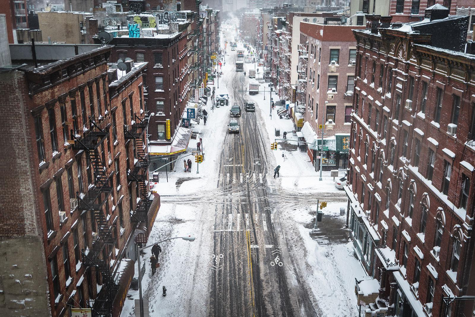 Hostels a new york