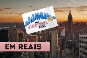 atrações em nova york em reais new york pass