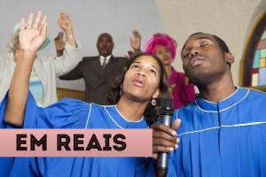 Atrações em Nova York em reais tour de gospel em Nova Yokr