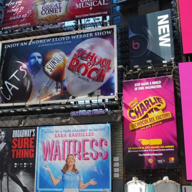 Melhores shows da Broadway