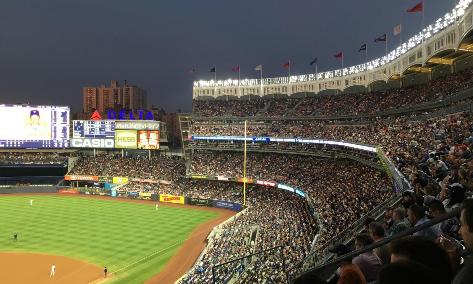 ▷ New York Yankees ingressos  Beisbol a Nova York 2019 fc2f8e7077efd