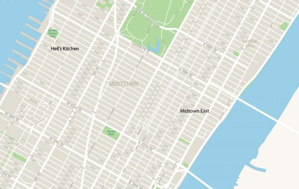 Onde se hospedar em Nova York midtown