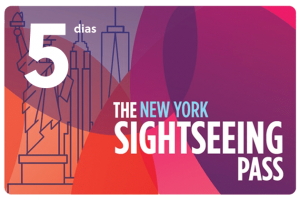 5 dias de New York Sightseeing Pass no 6 dias em Nova York