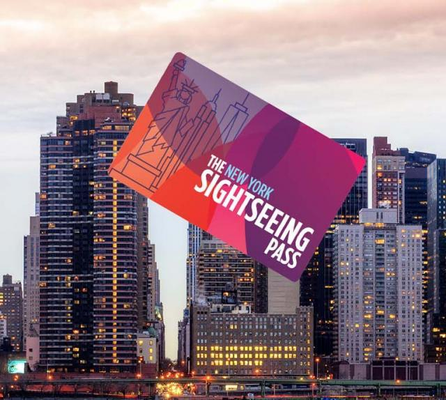 New York Sightseeing Pass 2020