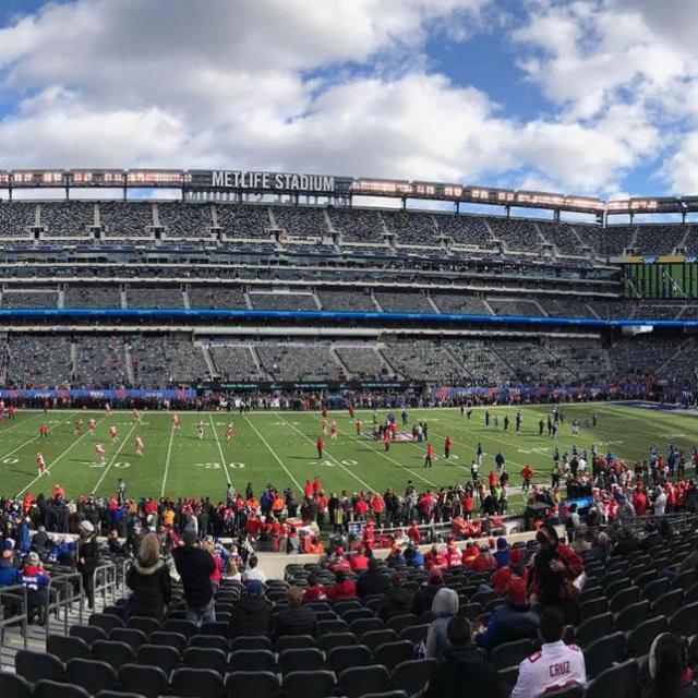 New York Giants : Futebol americano 2019