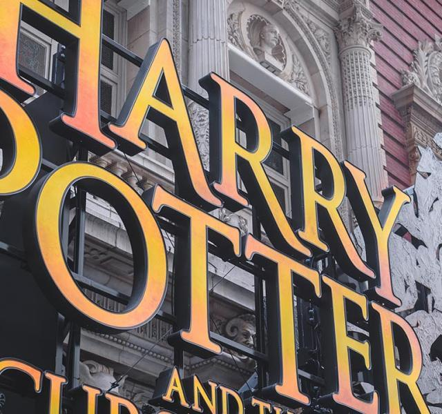 Harry Potter Broadway em Nova York