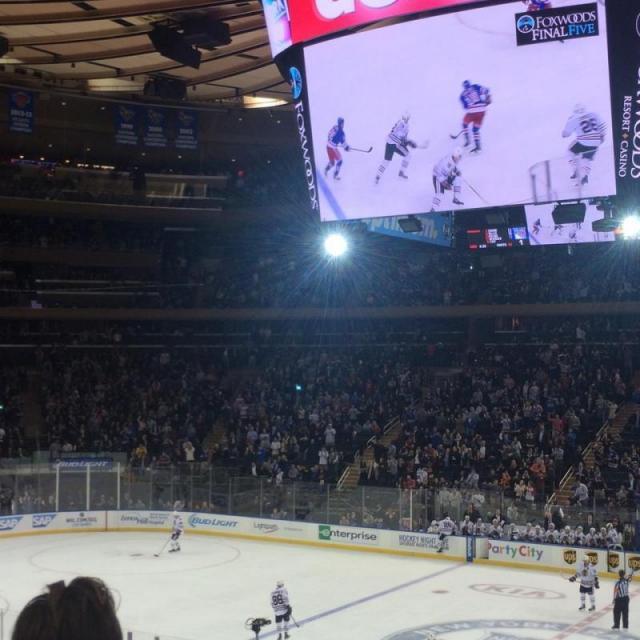 New York Rangers : Hóquei no gelo