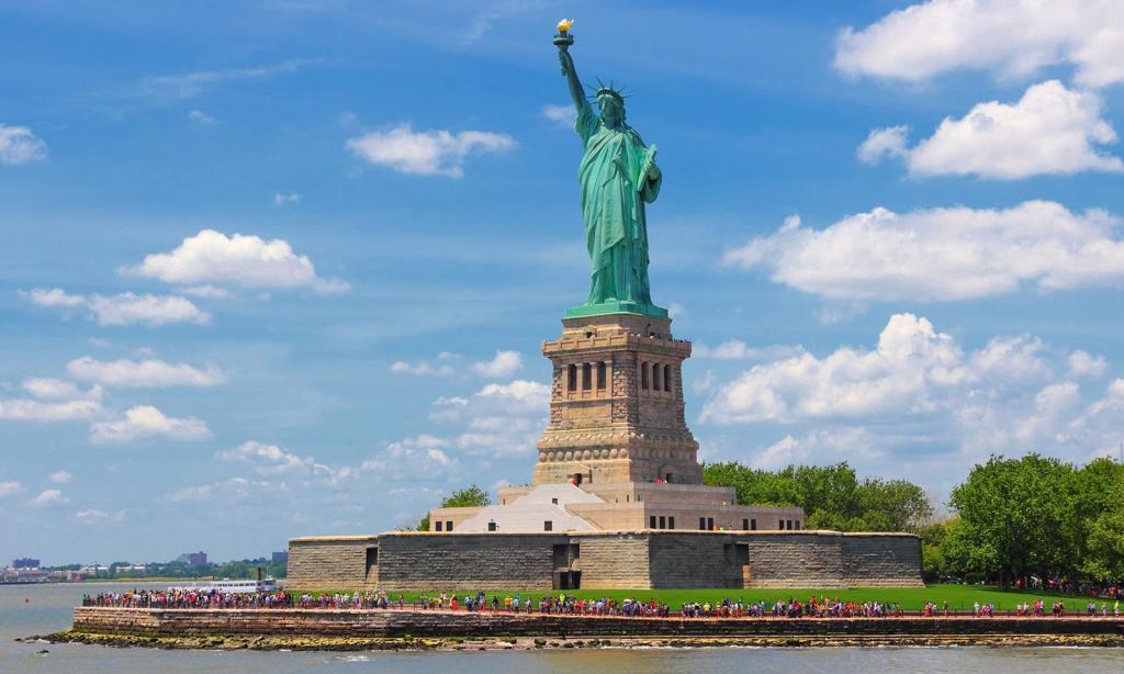 Roteiro nova york 4 dias
