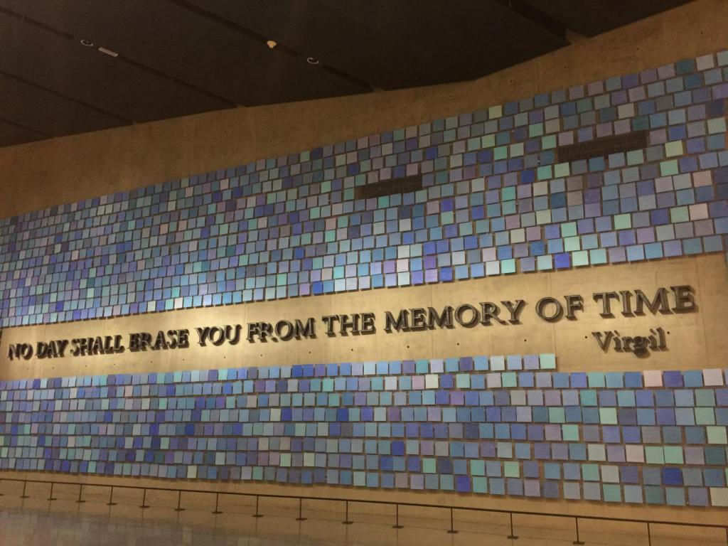 melhores museus em nova york museu do 11 de setembro