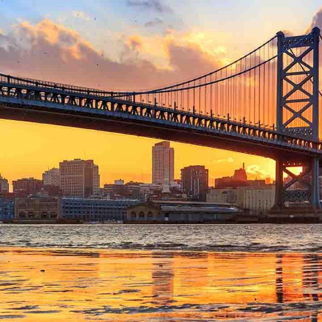 Como ir de Nova York para Filadélfia