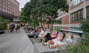 High line em 6 dias em Nova York