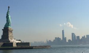 Estátua da LIberdade no roteiro de 6 dias em Nova York