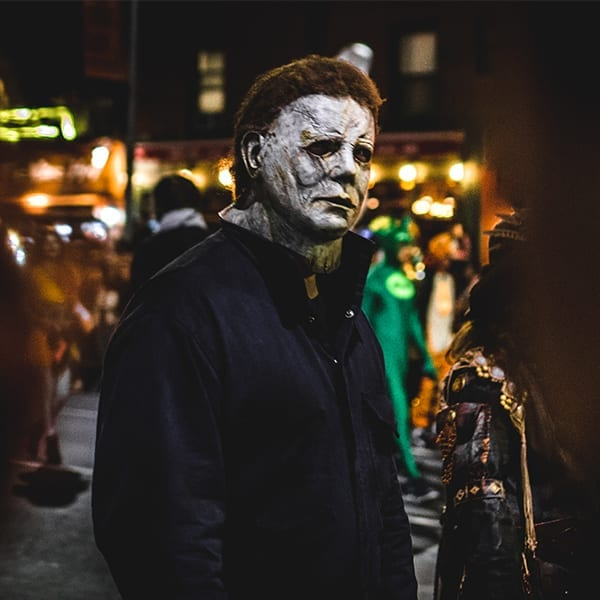 Halloween em Nova York 2020
