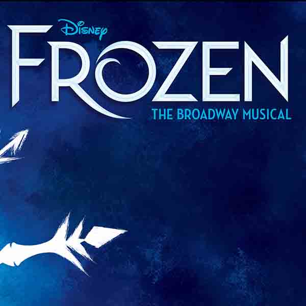Musical Frozen Broadway em Nova York