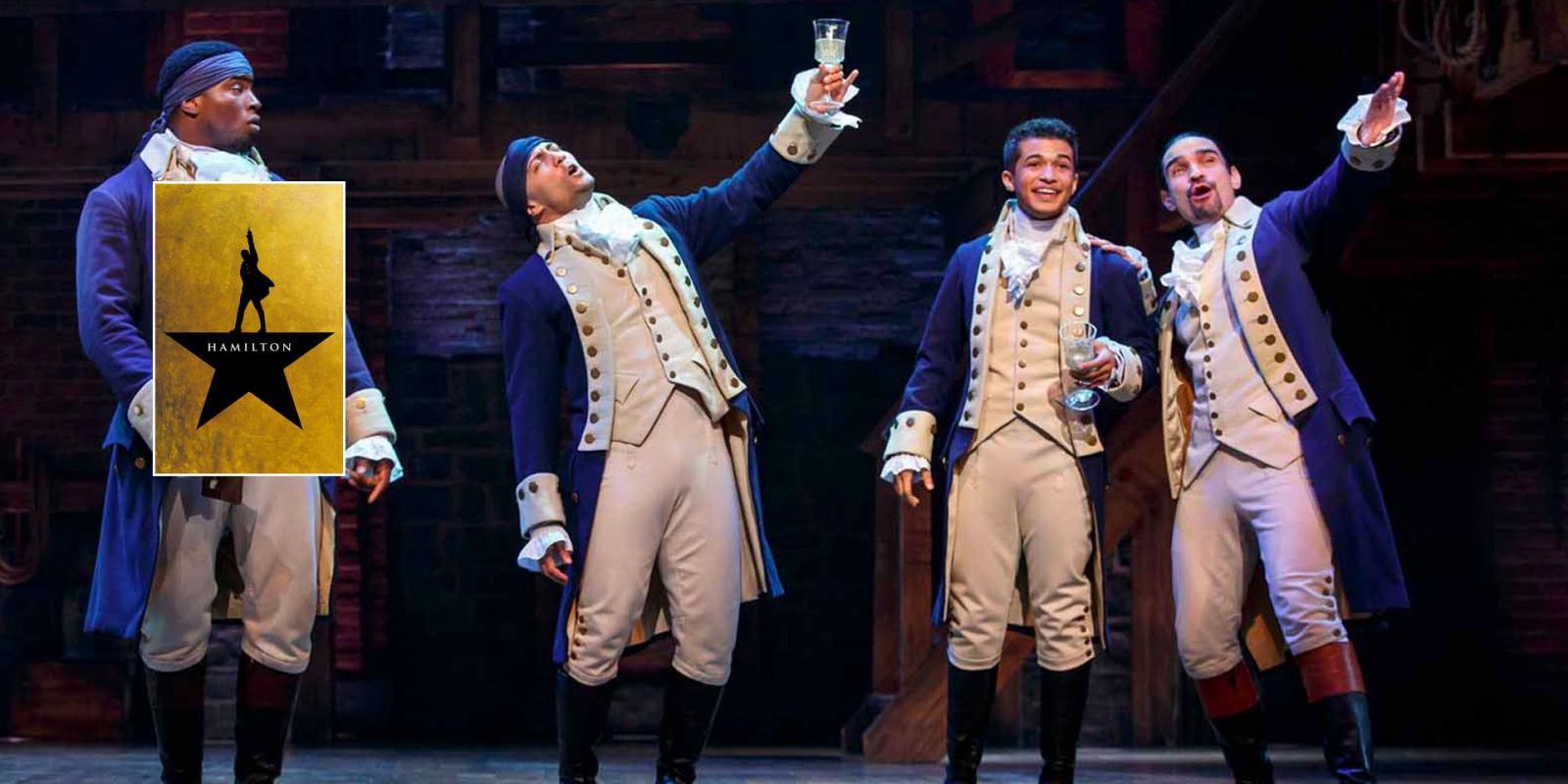 ᐅ Hamilton Broadway - O musiclal Hamilton em Nova York 2020