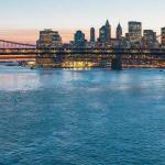 Passeio de barco em Nova York com jantar