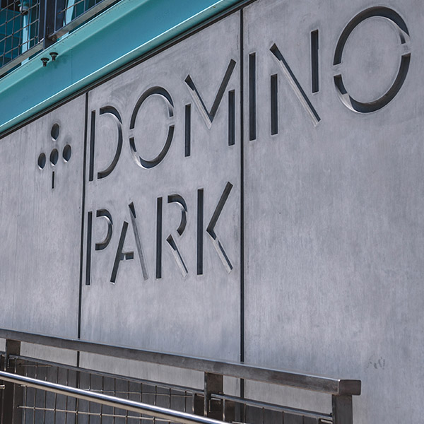 Domino Park no Brooklyn