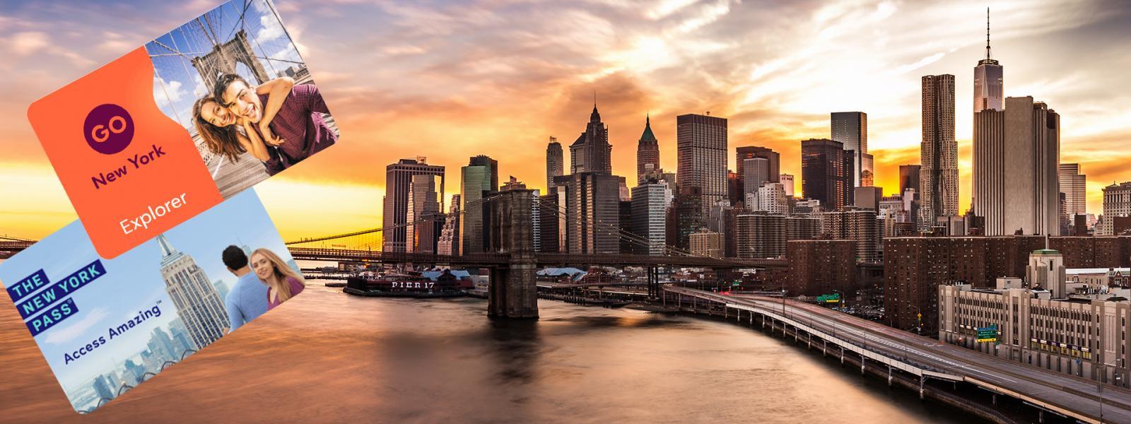 ᐅ go new york explorer pass ou sightseeing pass flex qual