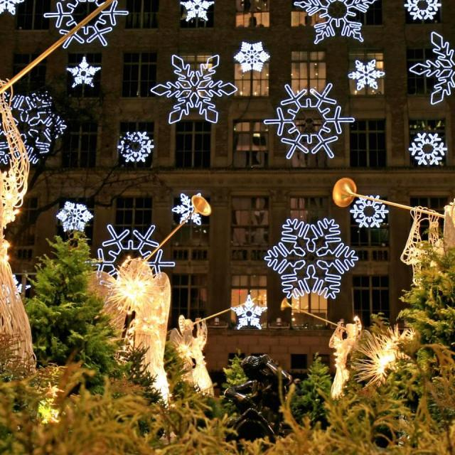 Árvore de Natal de Nova York