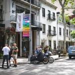 Greenwich Village em Nova York