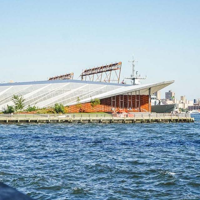 Pier 35 em Nova York